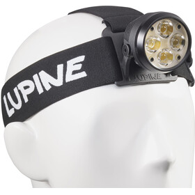 Lupine Wilma RX 14 hoofdlamp zwart